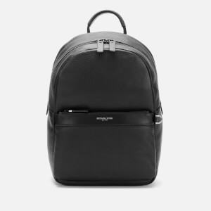 Michael Kors Men's Greyson Pebble Backpack - Black