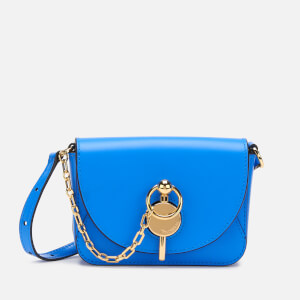 JW Anderson Women's Nano Key Bag - Pacific Blue