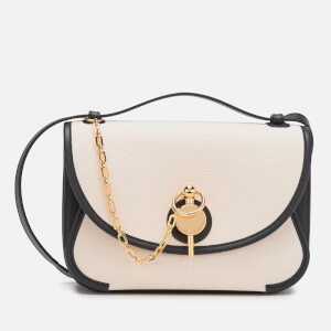 JW Anderson Women's Key Bag with Contrast Bind - Calico