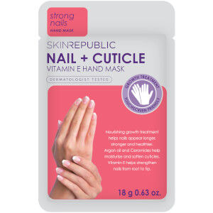Skin Republic Nail and Cuticle Keratin Hand Mask 18g