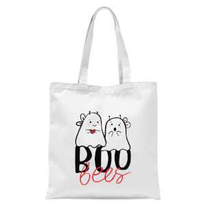 Boo Bies Tote Bag - White