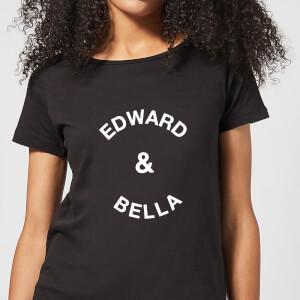Edward & Bella Women's T-Shirt - Black