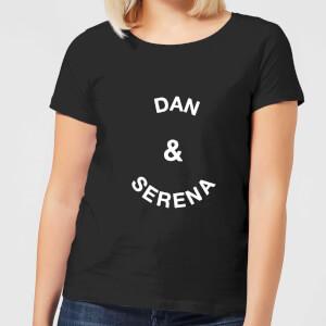 Dan & Serena Women's T-Shirt - Black