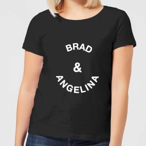 Brad & Angelina Women's T-Shirt - Black