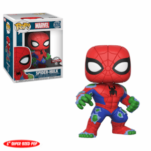 Figura Funko Pop! - SpiderHulk 6'' (15cm) - Marvel Comics