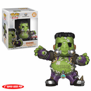 Figura Funko Pop! - Monstruo De Junkenstein (6 pulgadas - 15cm) - Overwatch (EXCLUSIVA VIP)