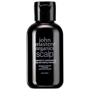 John Masters Organics Scalp Stimulating Shampoo 60ml (Free Gift)