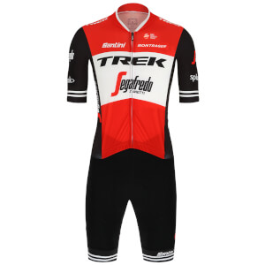 Santini Trek-Segafredo 2019 Pro Team Genio Race Road Suit 5633f680b