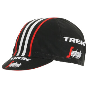 Santini Trek-Segafredo 2019 Cotton Cycling Cap