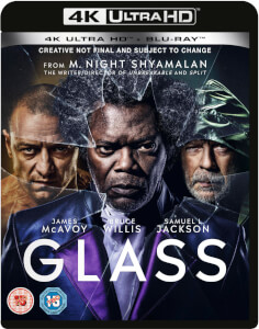 Glass - 4K Ultra HD (Includes Blu-ray)