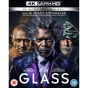 Glass - 4K Ultra HD (Inkl. Blu-ray)