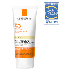 La Roche-Posay Anthelios SPF 50 Mineral Sunscreen - Gentle Lotion 3.04 fl. oz