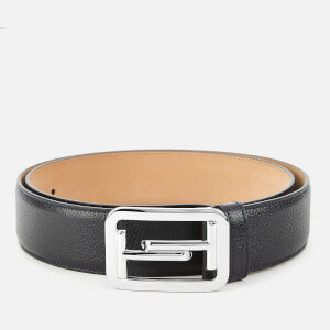 Tod's Men's Seine Double T Buckle Belt - Galassia