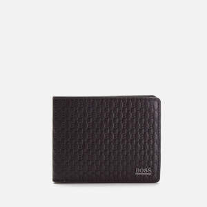 BOSS Men's Crosstown Wallet - Black