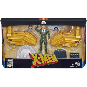 Hasbro Marvel Legends Series 6-inch Professor X with Hover Chair