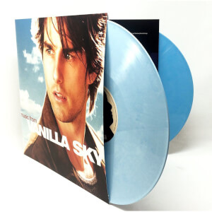 "Music from Vanilla Sky (Limited """"Blue Cloud"""" Vinyl Edition) (2-LP Set) 2xLP"