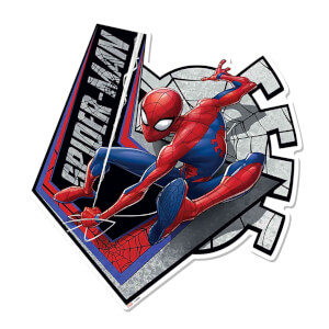 Spider-Man Webbed Wonder Wall Mounted Cardboard Cut Out