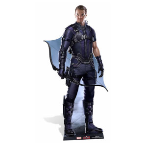 Captain America: Civil War - Hawkeye Lifesize Cardboard Cut Out