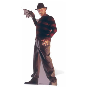 Nightmare on Elm Street - Freddy Krueger Lifesize Cardboard Cut Out