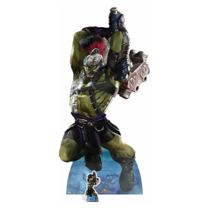 Thor Ragnarok - Gladiator Hulk Lifesize Cardboard Cut Out