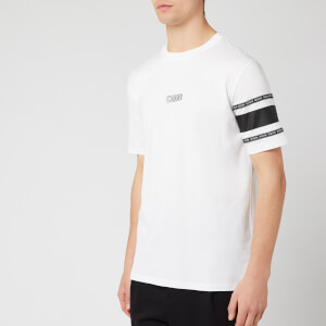 HUGO Men's Durned-U6 T-Shirt - White