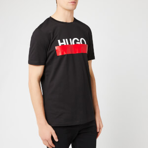 HUGO Men's Dolive T-Shirt - Black