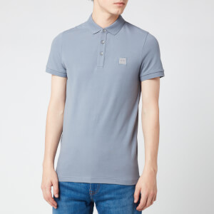 BOSS Men's Passenger Polo Shirt - Open Blue