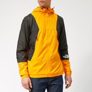 The North Face Men's MTN Light Windshell Jacket - Zinnia Orange