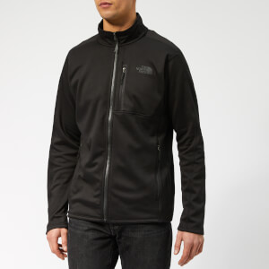 The North Face Men's Canyonlands Full Zip Jacket - TNF Black
