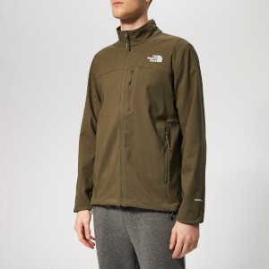 The North Face Men s Nimble Jacket - New Taupe Green 2e9da0d2211c