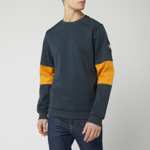 The North Face Men's Fine 2 Crew Neck Sweatshirt - Urban Navy