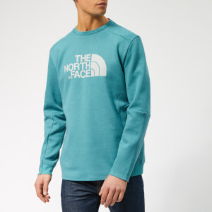 The North Face Men's Vista Tek Graphic Sweatshirt - Storm Blue