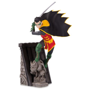 DC Collectibles Bat-Family Multi-Part Statue Robin 15 cm (Part 3 of 5)