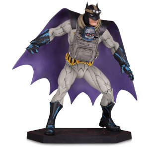 Figurine Batman et bébé Darkseid (15 cm), Dark Nights : Metal – DC Collectibles