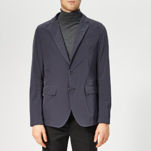 Herno Men's Light Blazer - Navy