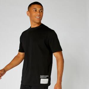Myprotein Box Logo Regular T-Shirt - Black