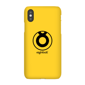 Ei8htball Large Circle Logo Phone Case for iPhone and Android