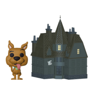 Scooby-Doo Haunted Mansion Funko Pop! Town