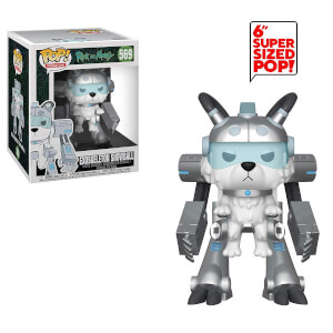 Rick and Morty - Snowball Mech Suit Pop! Vinyl Figur