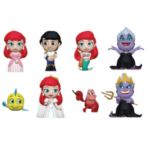Disney The Little Mermaid Mystery Mini Vinyl Figure x1