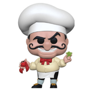 Figurine Pop! Chef Louis - La Petite Sirene - Disney