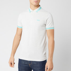 BOSS Men's Paddy Polo Shirt - Light/Pastel Grey
