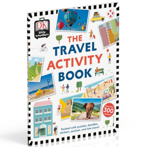 DK The Travel Activity Book