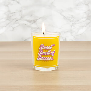 The Sweet Smell of Success Scented Candle