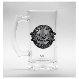 Guns N' Roses Pint Glass