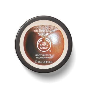 The Body Shop Nourishing Body Butter - Various