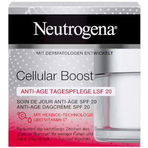 Neutrogena Cellular Boost Anti‐Age Tagespflege Lsf 20