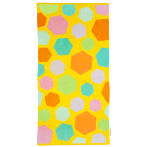 Sunnylife Kids' Giraffe Towel - Multi