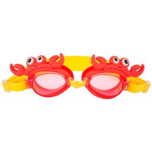 Sunnylife Crabby Swimming Goggles - 3-9 Years