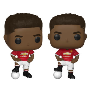 Manchester United - Marcus Rashford Football Funko Pop! Figuur